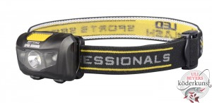 Spro - USB Rechargeable LED Head Lamp - SPHL80RWR