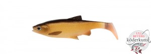 Savage Gear - 3D LB Roach Paddle Tail - Dirty Roach