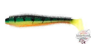 Fox Rage - Spikey Shad - Fire Tiger