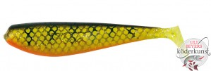 Fox Rage - Zander Pro Shad - Natural Perch