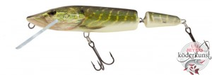 Salmo - Pike Jointed - Real Pike