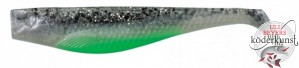 Illex - Dexter Shad UV - Salt & Pepper Green Belly