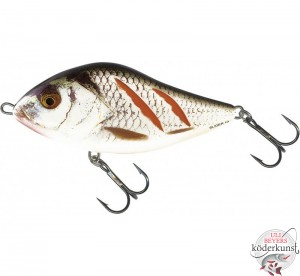 Salmo - Slider - Wounded Real Grey Shiner