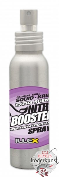 Illex - Nitro Booster - Squid/Krill Spray