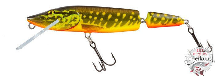 Salmo - Pike Jointed - Hot Pike