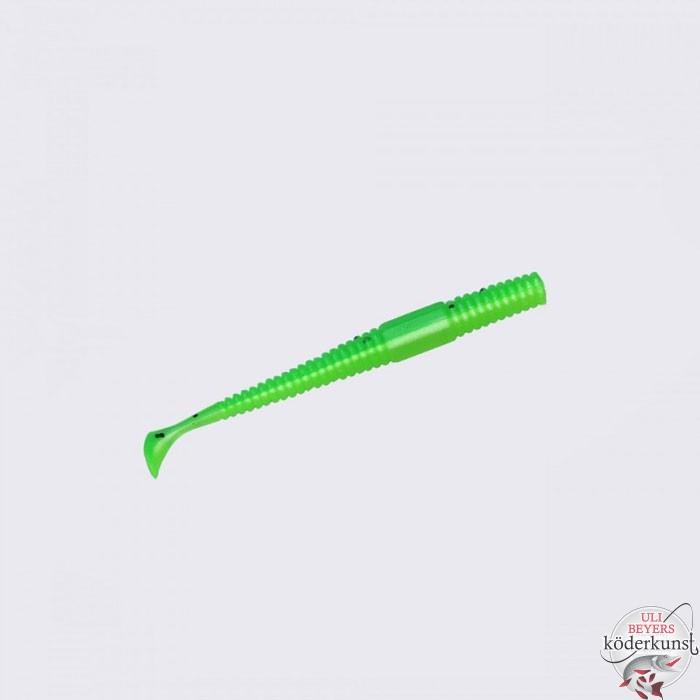KelOFishing - Perch Arrow - Lime Chartreuse UV