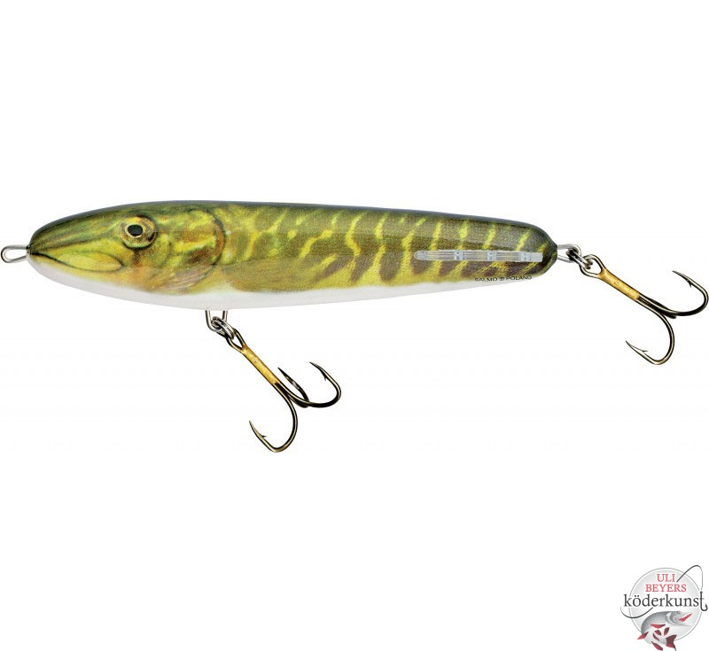 Salmo - Sweeper - Real Pike