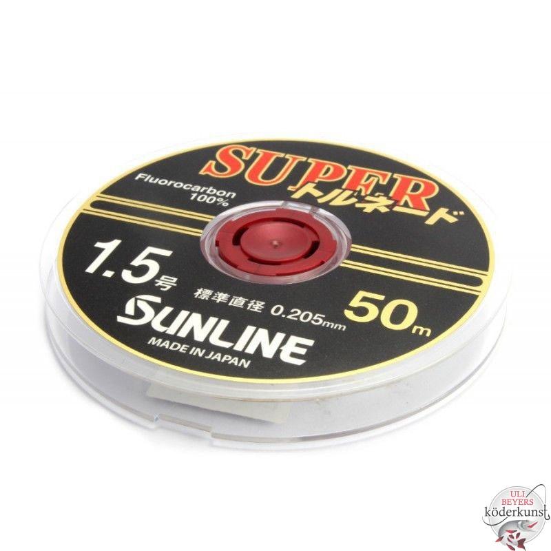 Sunline - Super Tornado Flurocarbon