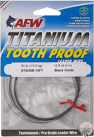 American Fishing Wire - Titan-Solid