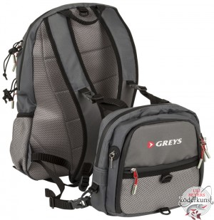 Greys - Check Pack