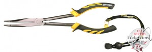 Spro - Extra Long Bent Nose Pliers 28cm