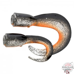 Savage Gear - 3D Hard Eel Spare Tails - Dirty Roach