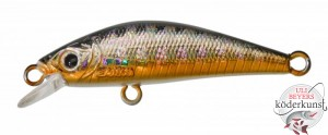 Gunki - Gamera 39 F / 39 HW / 50 SP / 65 SP - Copper Minnow