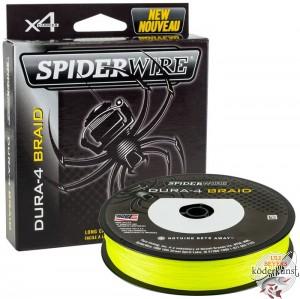 Spiderwire - Dura 4 - Yellow