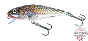 Salmo - Perch - Holographic Grey Shiner