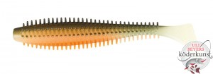 Fox Rage - Spikey Shad - Hot Olive