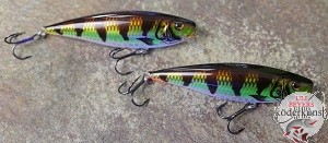 Hybrida - B1 Crankbait - Oily Perch