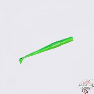 KelOFishing - Perch Arrow - Lime Chartreuse UV