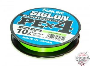 Sunline - Siglon PE X4 - Hellgrün