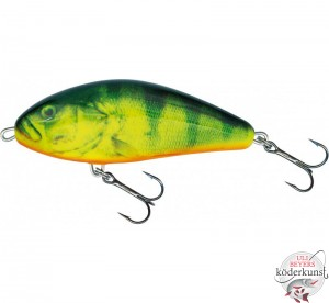 Salmo - Fatso - 10cm sinkend - Real Hot Perch