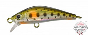 Gunki - Gamera 39 F / 39 HW - Spot Green Trout